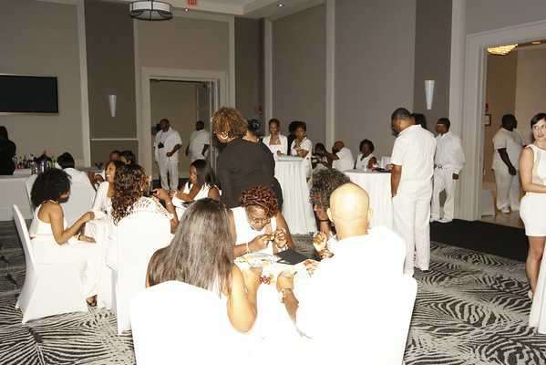 C.Givens All White Affair 14' {pics by Sonny}