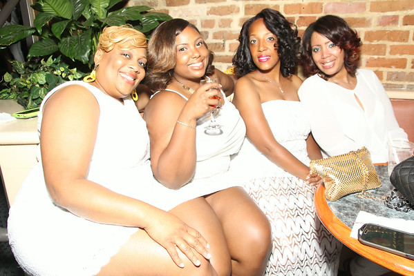 The All White Party w/Morris Chestnut @the Metropolitan N.O.